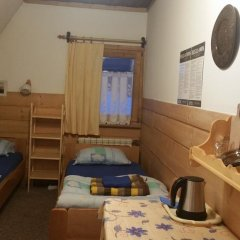 Отель Camping Harenda Pokoje Gościnne i Domki Стандартный номер фото 10