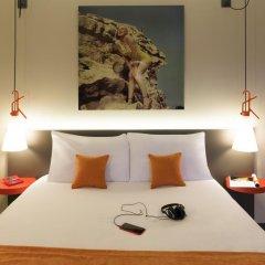 Отель ibis Styles Lyon Confluence 3* Стандартный номер с различными типами кроватей