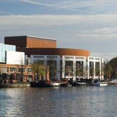 Отель NH Amsterdam Caransa Нидерланды, Амстердам - 1 отзыв об отеле, цены и фото номеров - забронировать отель NH Amsterdam Caransa онлайн приотельная территория