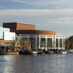 Отель NH Amsterdam Caransa фото 3