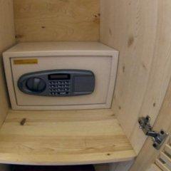 Yozh Hostel Сочи сейф в номере