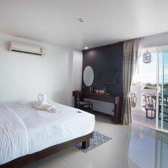 Grand Supicha City Hotel 3* Номер Делюкс разные типы кроватей фото 6