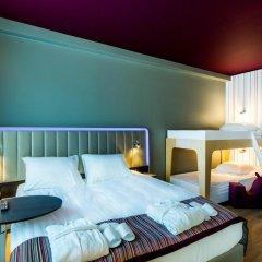Отель Park Inn Central Tallinn 4* Люкс с различными типами кроватей фото 4