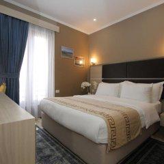 Capital Tirana Hotel 3* Стандартный номер с двуспальной кроватью