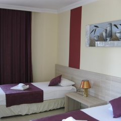 Safak Beach Hotel 2* Стандартный номер фото 35