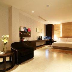 Dune Hua Hin Hotel 4* Улучшенный номер с различными типами кроватей фото 10
