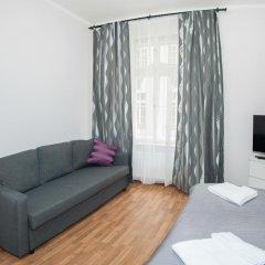 Апартаменты Ruzova Apartment By Ruterra комната для гостей фото 5