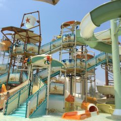 Отель Villa Belek Happyland бассейн