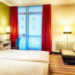 Leonardo Hotel & Residenz München 3* Номер Комфорт с двуспальной кроватью фото 3