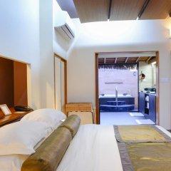 Отель Adaaran Prestige Vadoo 5* Вилла с различными типами кроватей фото 17