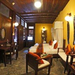 Vinh Hung Heritage Hotel 2* Люкс с различными типами кроватей