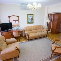 Гостиница Интурист комната для гостей фото 4