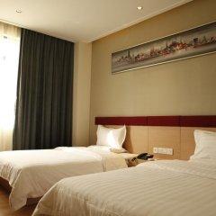 Отель 7Days Inn Shenzhen Xilin Metro Station Шэньчжэнь комната для гостей фото 4