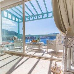 Asfiya Sea View Hotel Турция, Киник - отзывы, цены и фото номеров - забронировать отель Asfiya Sea View Hotel онлайн балкон фото 2