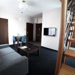 Отель Golden Tulip Gdansk Residence 4* Стандартный номер с различными типами кроватей фото 9