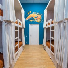 YES!hostel удобства в номере