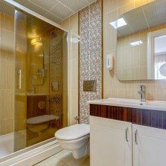 Hanedan Otel Турция, Фоча - отзывы, цены и фото номеров - забронировать отель Hanedan Otel онлайн ванная фото 2