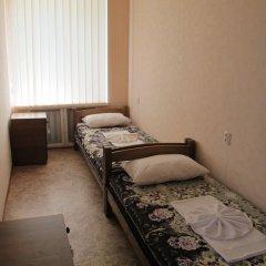 Хостел Уютный Кровать в общем номере двухъярусные кровати