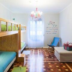 Lisboa Central Hostel Стандартный номер с 2 отдельными кроватями (общая ванная комната)