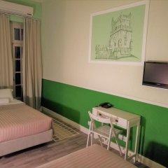 Hotel Leiria Classic - Hostel Стандартный семейный номер разные типы кроватей фото 2