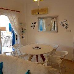 Отель Villa Charlotte Кипр, Протарас - отзывы, цены и фото номеров - забронировать отель Villa Charlotte онлайн балкон