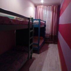 Hostel Ra Кровать в общем номере с двухъярусной кроватью фото 3