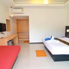 Отель Golden Bay Cottage 3* Улучшенное бунгало с различными типами кроватей фото 4