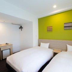Ueno Hotel 3* Стандартный номер с 2 отдельными кроватями фото 3