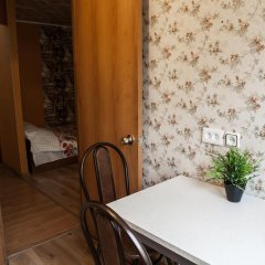 Апартаменты на 2-й Черногрязской балкон