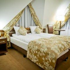 Отель Apartamenty Rubin Стандартный номер с различными типами кроватей фото 4