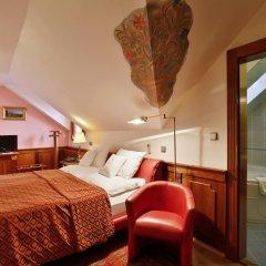 Отель U Pava 4* Стандартный номер фото 10