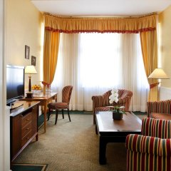 Отель Dvorak Spa & Wellness 5* Улучшенный номер фото 5