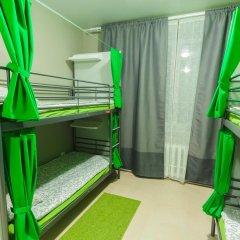 Хостел Wiki Кровать в общем номере с двухъярусной кроватью фото 8