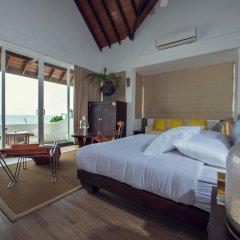Отель Casa Colombo Collection Mirissa 4* Люкс с различными типами кроватей фото 8