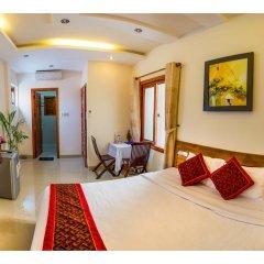 Отель Hoang Thu Homestay 2* Стандартный номер с различными типами кроватей фото 3