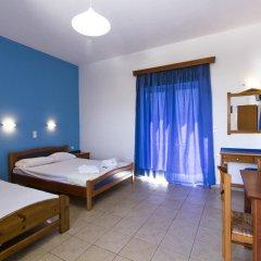 Mediterranean Hotel Apartments & Studios Стандартный номер с различными типами кроватей фото 2