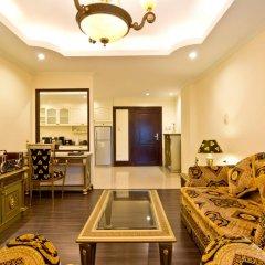 Отель LK Royal Suite Pattaya 4* Стандартный номер с различными типами кроватей фото 2
