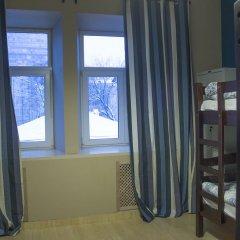 Хостел Давыдов Кровать в мужском общем номере с двухъярусной кроватью фото 4