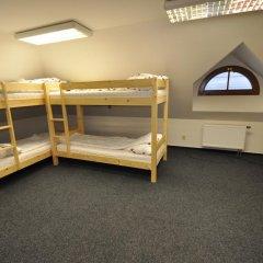 John Galt Hostel Brno Кровать в общем номере фото 5