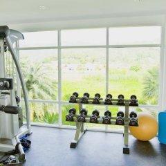 Отель Penthouse Kamala Regent A 501 фитнесс-зал