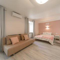 Бассейная Апарт Отель Студия с разными типами кроватей фото 5