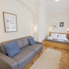 Апартаменты Bohemia Apartments Prague Centre Апартаменты с различными типами кроватей фото 50
