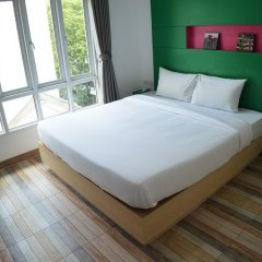 Отель For You Residence 2* Номер Делюкс фото 29