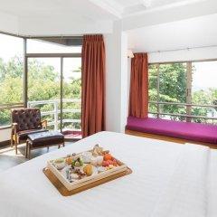 Отель Sandalay Resort Pattaya 4* Улучшенный номер с различными типами кроватей фото 2