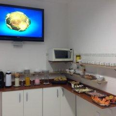 Отель Pousada Dubai питание