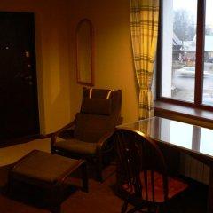 Мини-отель Чёрная кошка комната для гостей фото 3