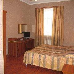 Гостиница Коттедж на Зелёном Стандартный номер с двуспальной кроватью фото 5