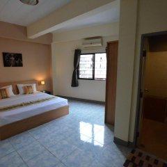 Отель Bua Khao Paradise Стандартный номер с различными типами кроватей фото 6