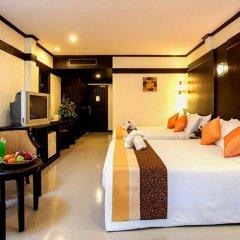 Отель Horizon Patong Beach Resort And Spa 4* Номер Делюкс