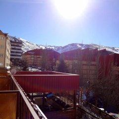 Отель Aptos. Bulgaria балкон